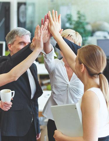 Relations avec les salariés et collaborateurs